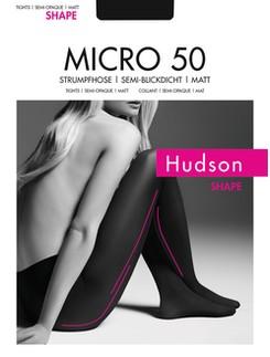 Hudson Damen Micro 50 Shape Strumpfhose