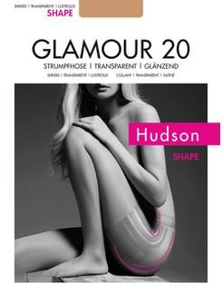 Hudson Glamour 20 Shape Strumpfhose