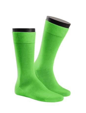 Hudson Relax Cotton Socken ohne Gummifäden Herren Grün Amazon
