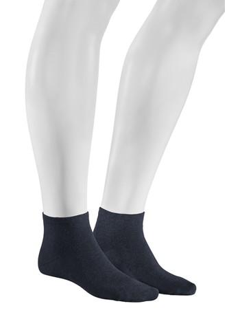 Hudson Relax Cotton Dry Herren Sneakersocken marine