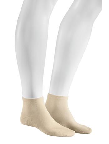 Hudson Relax Cotton Dry Herren Sneakersocken sisal