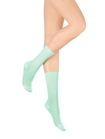 Hudson Relax Fine Socken Carribean Blau
