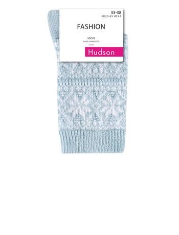Hudson Modern Norway Strick-Socken