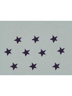 Hudson Bright Stars Sternchen Kurzsocke