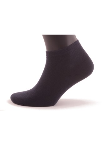 Hudson Relax Cotton Dry Sneakersocken marine