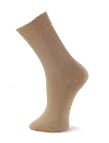 Hudson Relax Cotton Dry Socken sisal