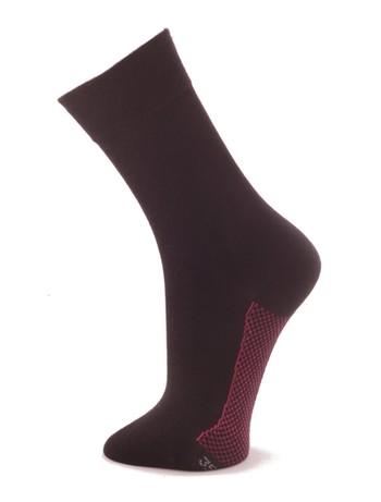 Hudson Relax Cotton Dry Socken lipstick