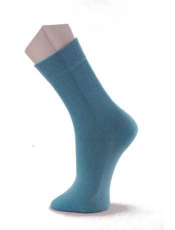 Hudson Relax Cotton Dry Socken atlantic