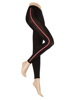 Active Performance Leggings Schwarz