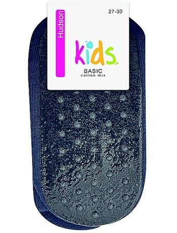 Hudson Kids Basic Anti-Rutsch Socken, im Nylon und Strumpfhosen Shop