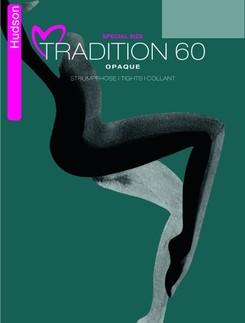 Hudson Tradition 60 Special Size Strumpfhose