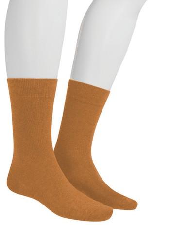 Hudson Only Herren - Socke golden amber