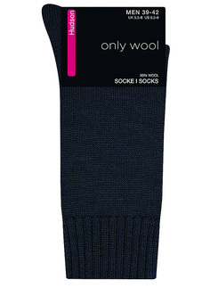 Hudson Only Wool Herrensocke