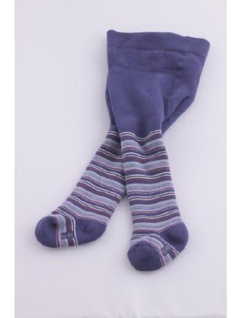 Hudson Classic Vollpluesch geringelte Babystrumpfhose, im Nylon und Strumpfhosen Shop