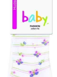 Hudson Springtime Baby Ringelstrumpfhose