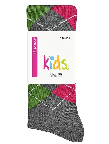 Hudson Little Diamonds Fashion Kinderstrumpfhose