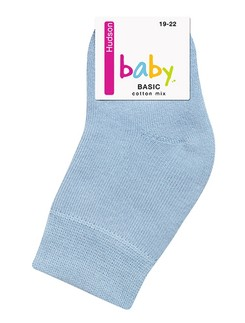 Hudson Baby Basic Vollpluesch Socken