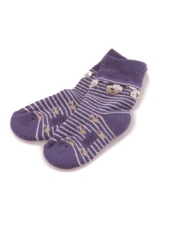 Hudson Baby Smiling Dog  Plueschsocken