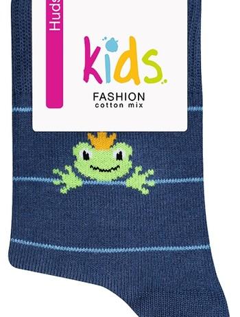 Hudson King Frog Kindersocken