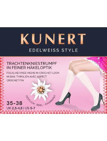 Kunert Edelweiss Style Damenkniestruempfe, im Nylon und Strumpfhosen Shop