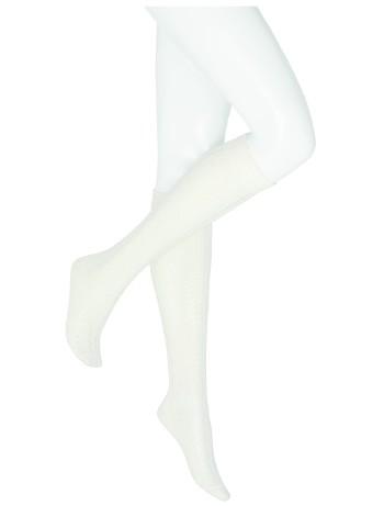 Kunert Edelweiss Style Damenkniestrümpfe weiss