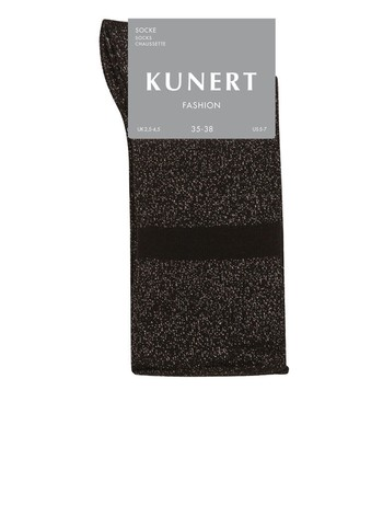Kunert Radiance Loop Lurex-Glanz Socken