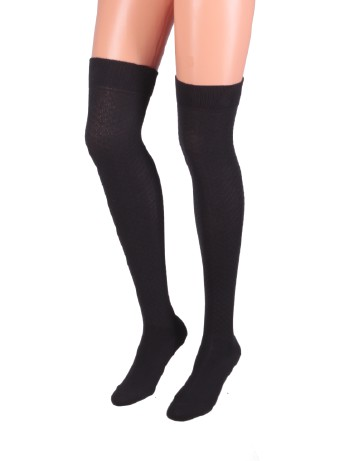 Kunert Fashion Warm Pique Overknee