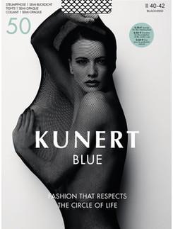 Kunert Blue 50 blickdichte Strumpfhose umweltbewusst