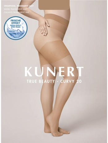 Kunert True Beauty Curvy 20 Strumpfhose