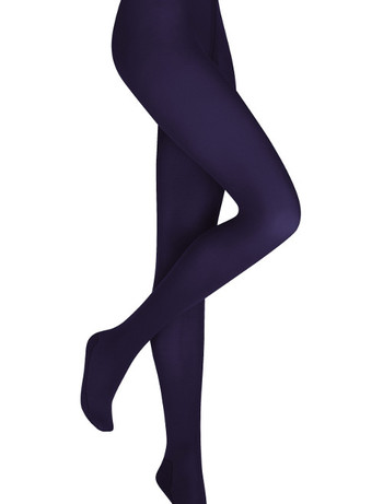 Kunert Warm Up 60 Strumpfhose deep purple