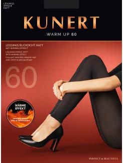 Kunert Warm Up 60 Leggings für warme Beine