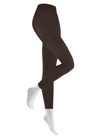 Kunert Sensual Velvet - Leggings mocca