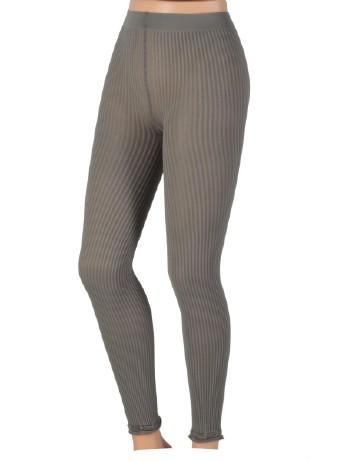 Kunert fein gerippte - Leggings frost-grey
