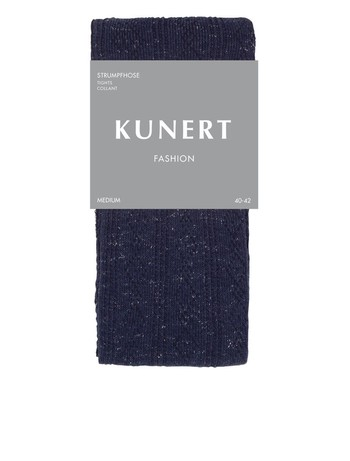 Kunert Fashion Cosy Diamonds Strumpfhose