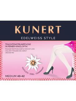 Kunert Edelweiss Style Trachtenstrumpfhose