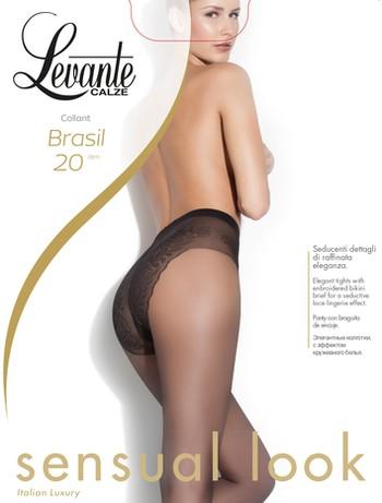 Levante Brasil 20 Strumpfhose