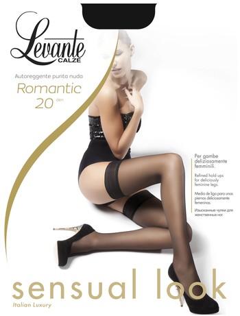 Levante Romantic 20 Halterlose Strümpfe