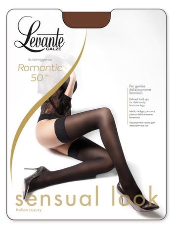 Levante Romantic 50 halterlose Strümpfe