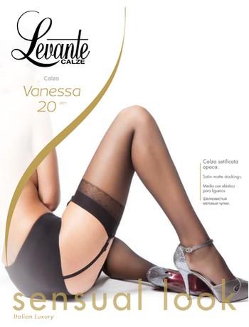 Levante Vanessa 20 Sensual Look Strapsstrümpfe