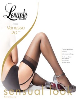 Levante Vanessa 20 Strapsstruempfe