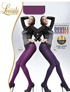 Levante Double 80 Wendestrumpfhose