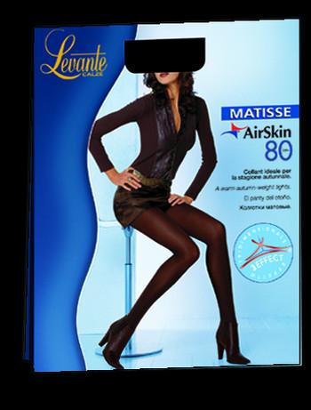 Levante Matisse 80 Airskin Strumpfhose, im Nylon und Strumpfhosen Shop