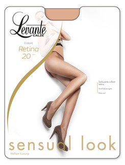 Levante Retina 20 Feinnetz Strumpfhose