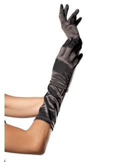 Leg Avenue Satin Handschuhe