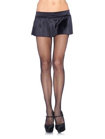 Leg Avenue Plus Size feinmaschige Netzstrumpfhose, im Nylon und Strumpfhosen Shop