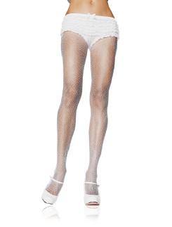 Leg Avenue Plus Size feinmaschige Strumpfhose