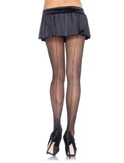 Leg Avenue 15 Plus Size Cuban Heel Strumpfhose
