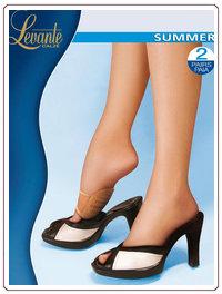 Levante Summer Doppelpack rutschfeste Zehlinge ohne Spitze