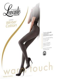 Levante Cotton Baumwollstrumpfhose