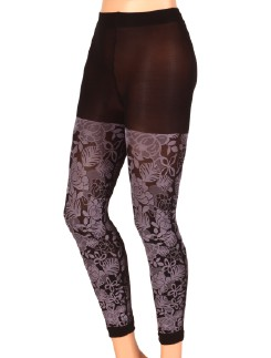 Mura Flowers - Leggings
